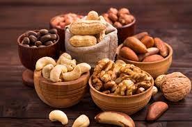 fuente alimentaria proteíca no animal, frutos secos