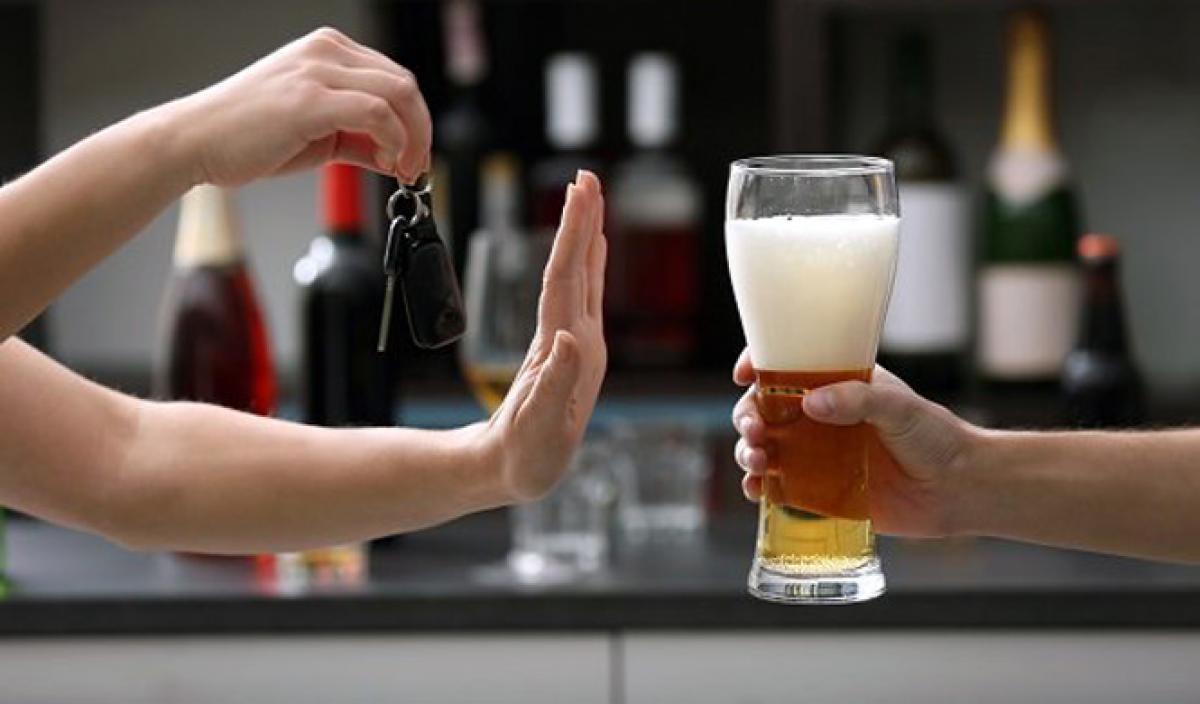 no beber al volante