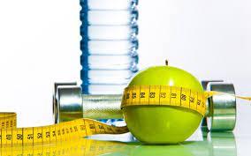 Relación entre el fitness y la alimentación